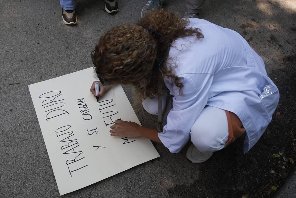 Los interinos de la Administración aplauden la sentencia del Supremo que los convierte en indefinidos no fijos