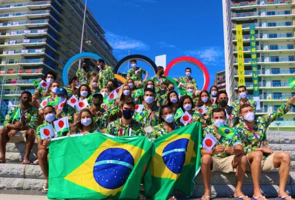 Delegación de Brasil en Tokio 2020