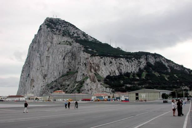 El Peñón de Gibraltar. EFE