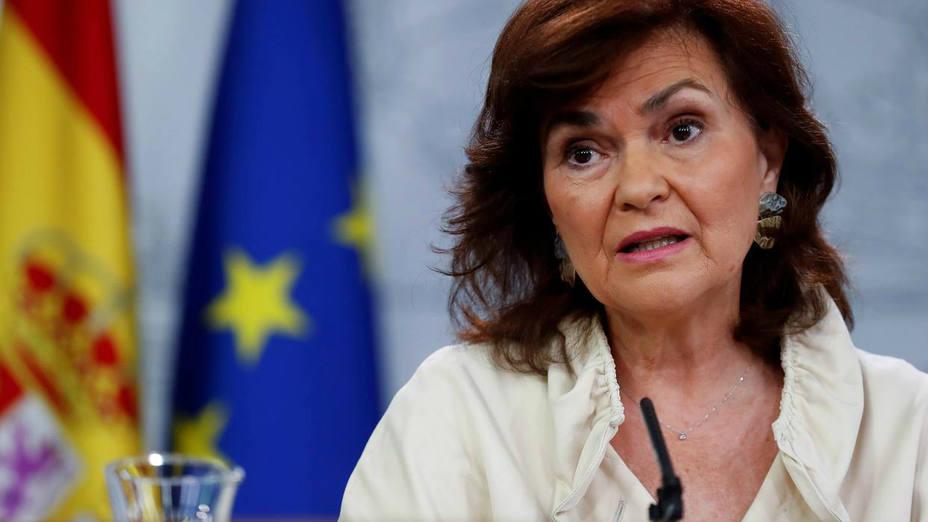 Gobierno exhumará a Franco por decreto ley sin perder ni un solo instante