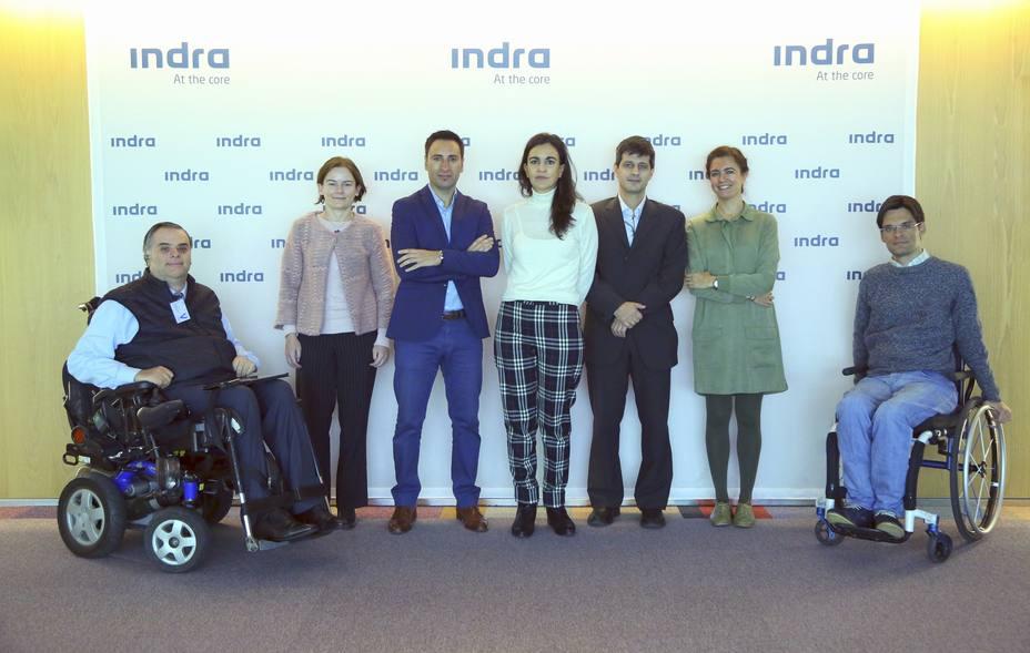 Indra y Fundación Universia eligen los proyectos de investigación ganadores de sus ayudas a tecnologías accesibles