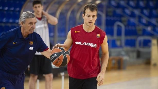 Pesic: No es verdad que el Buducnost sea más débil que el Barça
