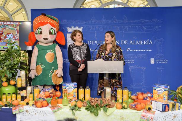 Presentación Día de la Naranja 2019/Diputación