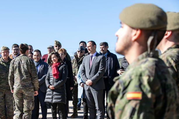 El Gobierno aprueba un paquete de medidas de conciliación para miembros de las Fuerzas Armadas