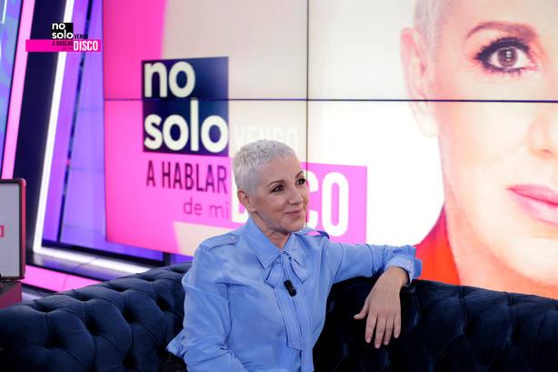 Ana Torroja en TRECE: No sabíamos que Jose iba a anunciar la separación de Mecano