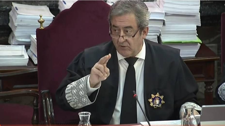 Procés.- Fiscal replica: se quiera sentar al Estado en el banquillo cuando el juicio es en defensa de la democracia