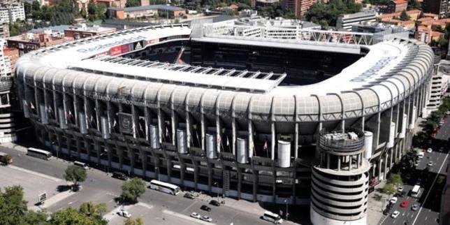 El Bernabéu, el edificio más fotografiado por los turistas en Madrid