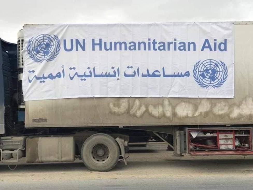 Rusia y Siria advierten de que la situación en el campo de refugiados de Rukban se está deteriorando rápidamente