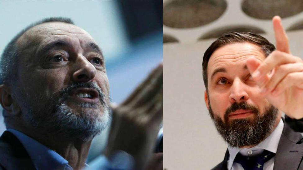La contundente respuesta de Abascal y Pérez-Reverte al presidente de México por su exigencia al Rey y al Papa