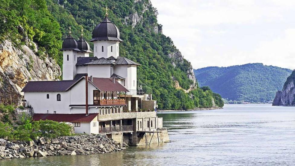 Garganta del Danubio/ Pixabay