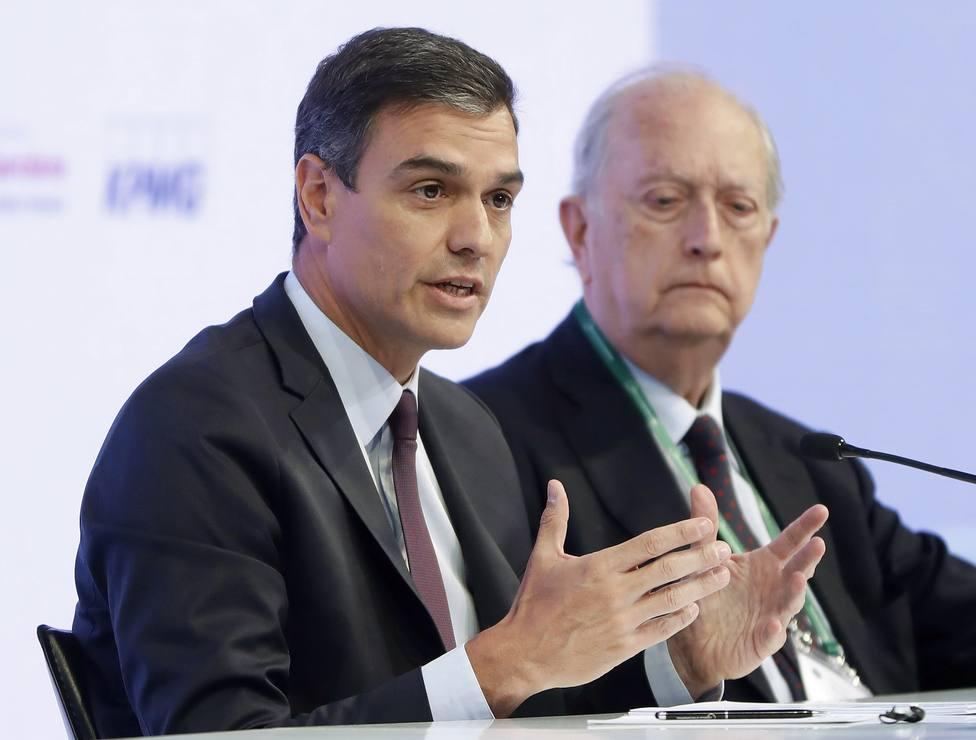 Sánchez llama a lospartidos y agentes sociales a impulsar su agenda del cambio