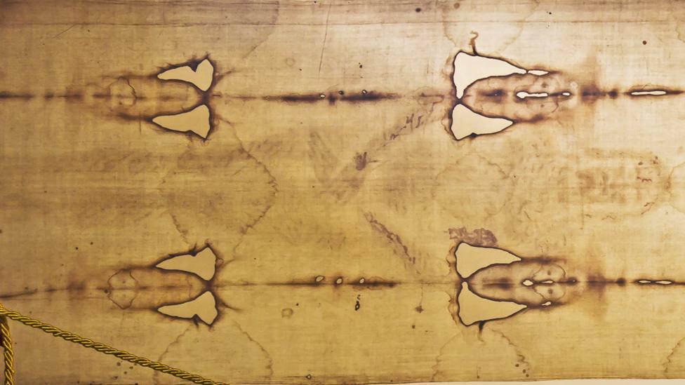 Nuevos estudios defienden una nueva datación de la Sábana Santa