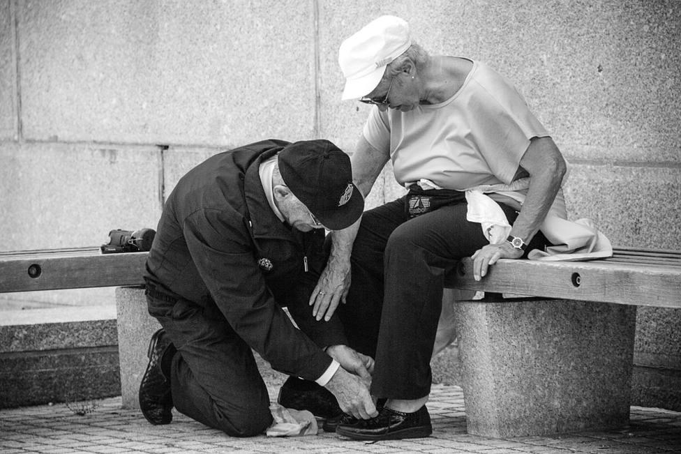 Los mayores son protagonistas de la vida social de Salamanca