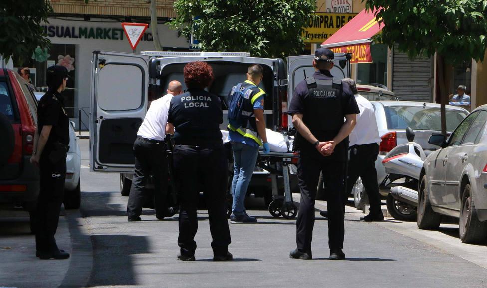 Las investigaciones de los dos cadáveres en Córdoba apuntan a un caso de violencia machista