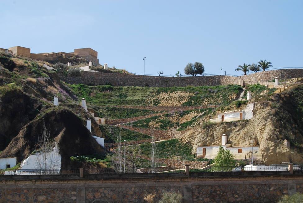 Puerto Lumbreras, considerado el pueblo más seco de España
