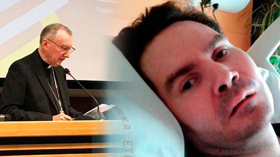 El Secretario de Estado de El Vaticano defiende que se podía curar a Vincent Lambert