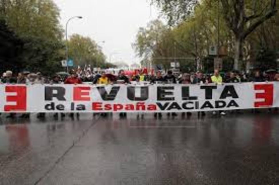 Movilización España Vaciada