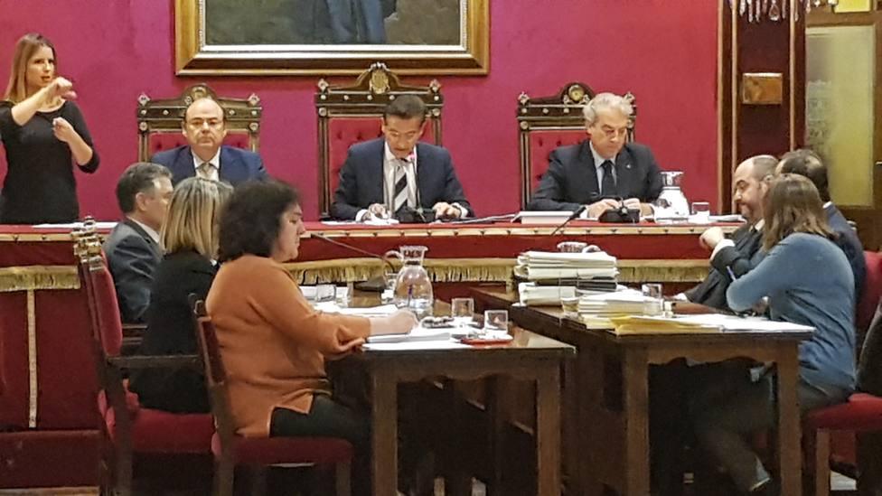 Pleno Ayuntamiento de Granada
