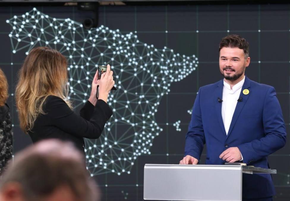La solución para Cataluña divide a los partidos en el primer debate electoral