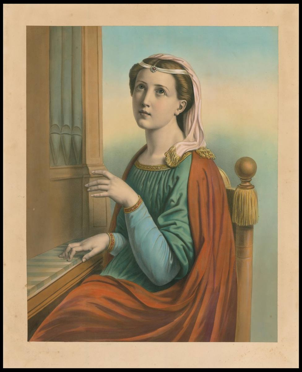 Santa Cecilia: La Patrona de los músicos cuya mejor sinfonía fue derramar su Sangre por Cristo