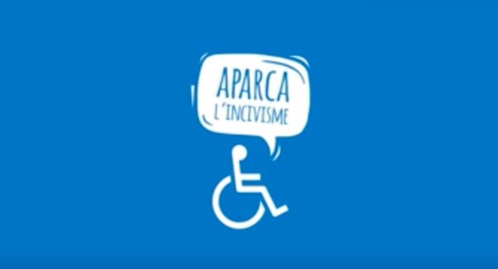 El Ayuntamiento de Maó lanza la campaña Aparca el incivismo