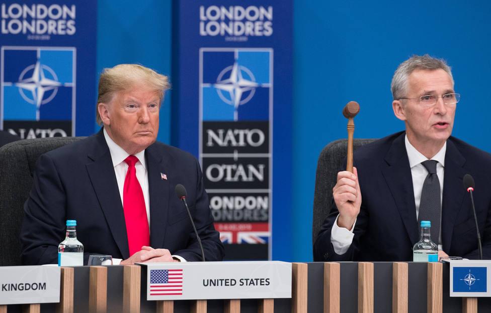 Trump elogia a Erdogan por la zona segura en Siria y destaca el cumplimiento del alto el fuego