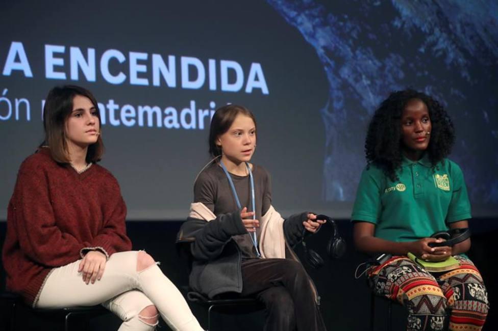 Greta Thunberg critica la falta de concienciación social ante el cambio climático: No podemos esperar más
