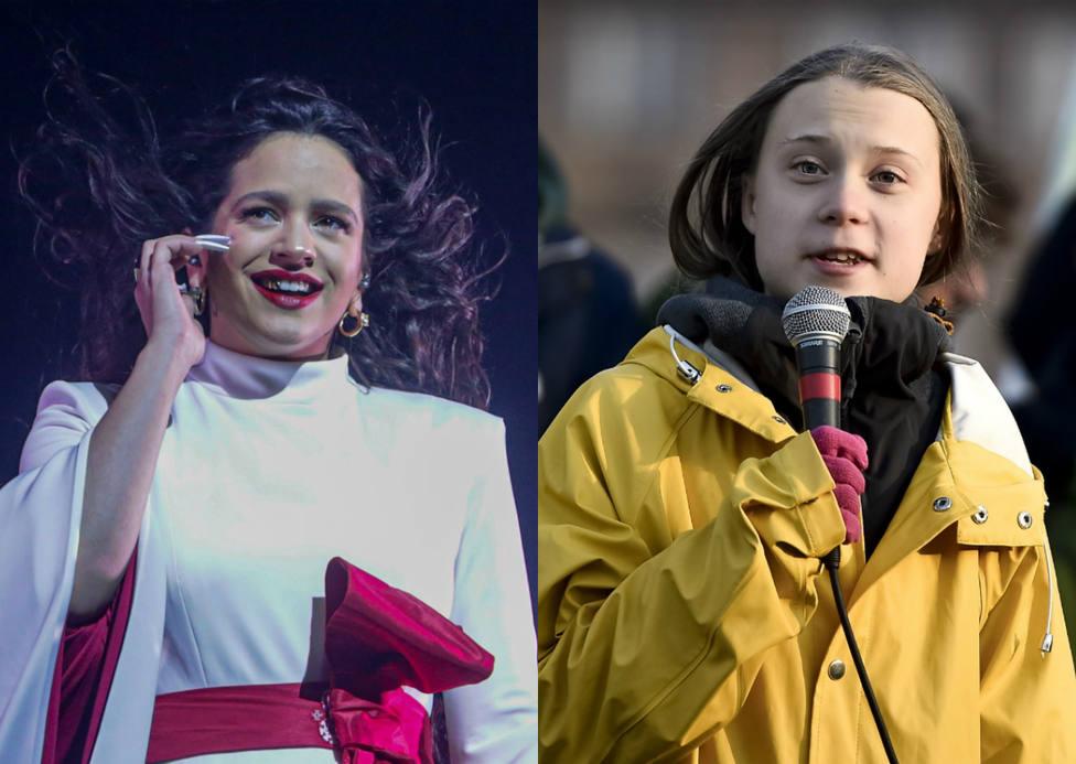 El desliz político de Rosalía y el falso dato difundido por Greta Thunberg entre lo más leído en COPE.es