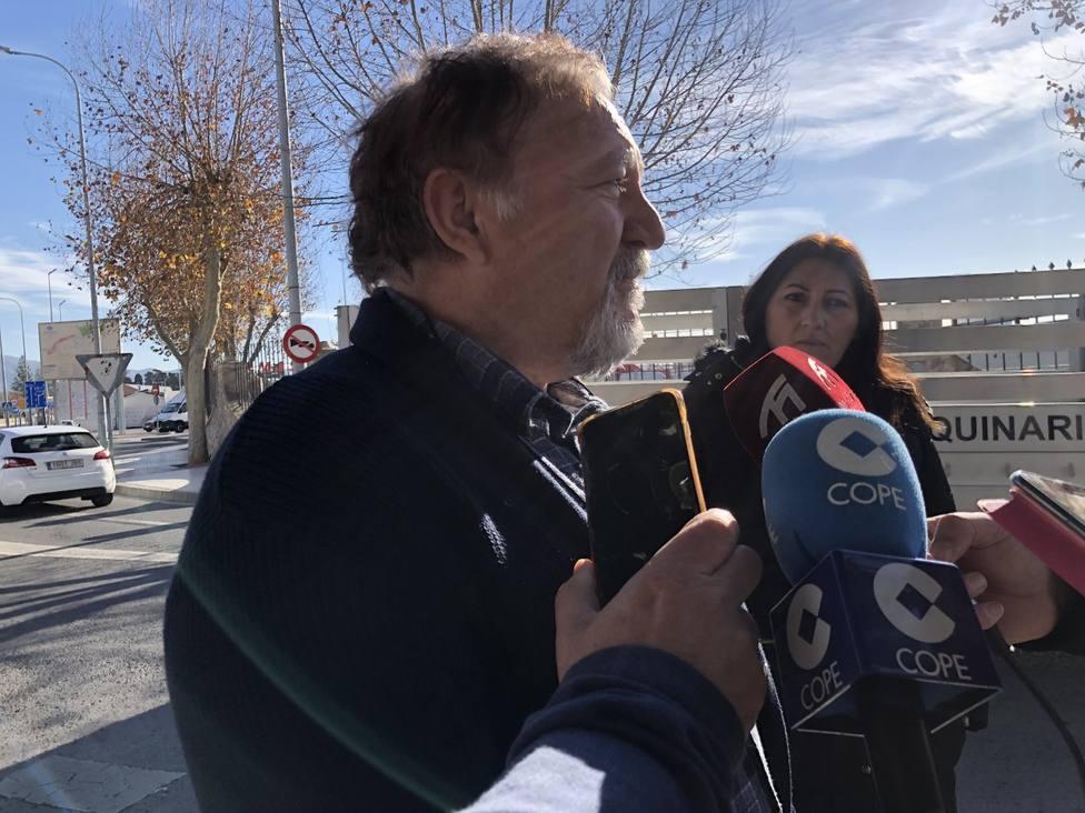 Paco Contreras, Coordinador de Podemos Motril