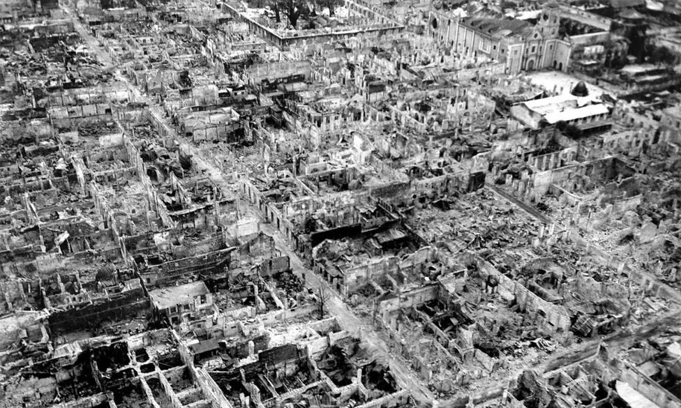 Muerte en Manila: 75 años de una de las mayores matanzas ocurridas en territorio diplomático español