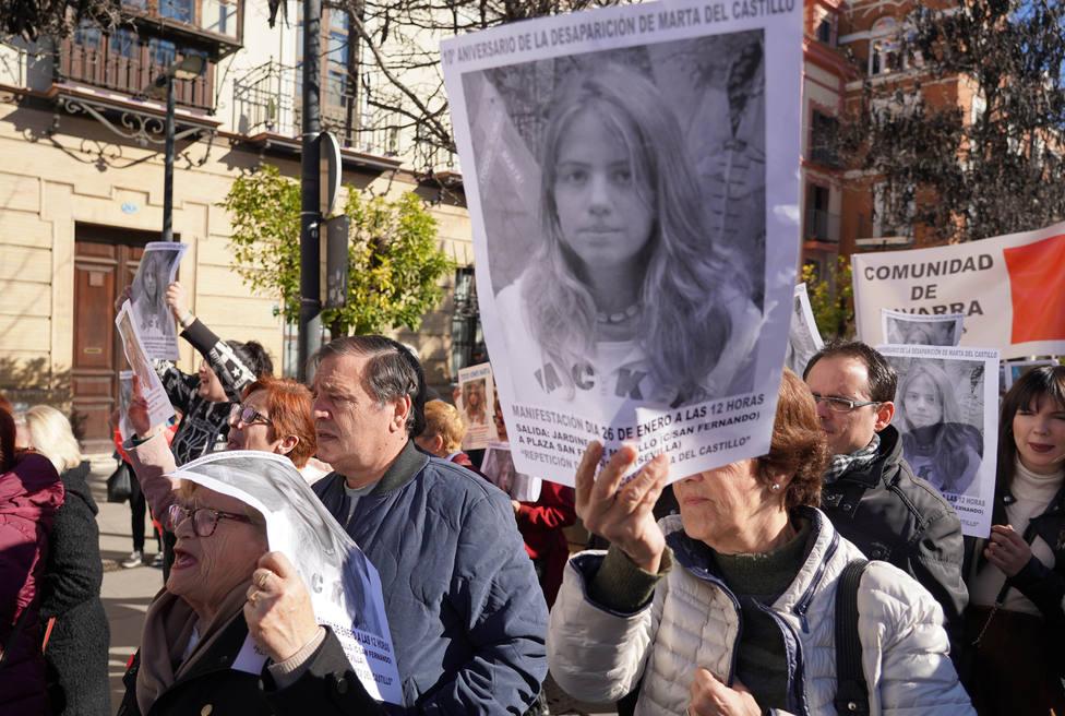 Juez reabre el caso de Marta del Castillo para investigar las pistas aportadas por la familia