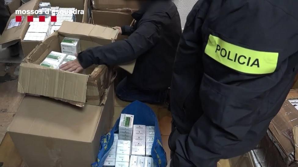 Detenidos por tráfico de dopantes