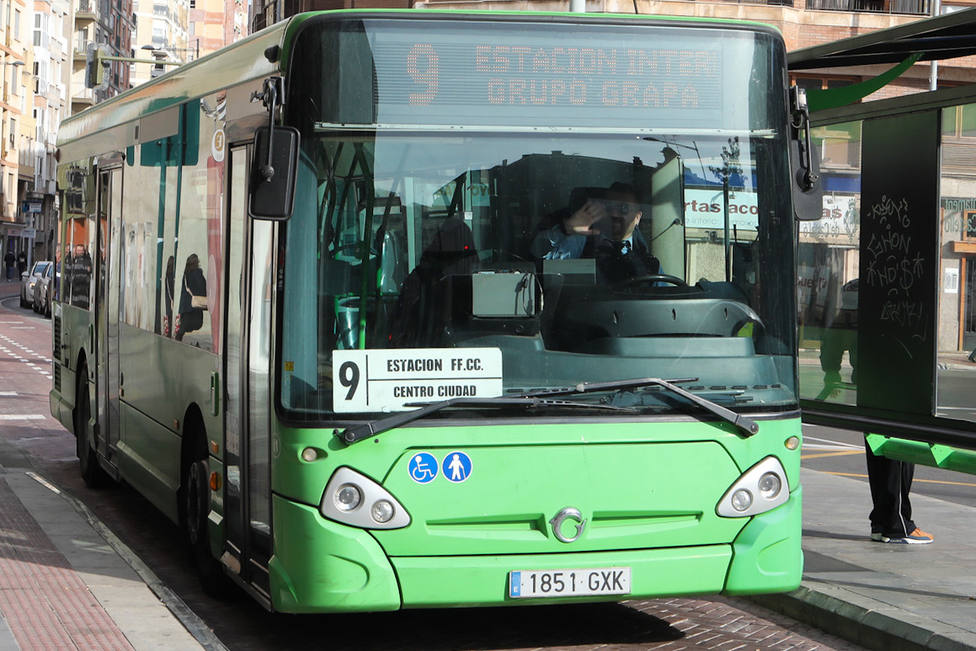 Autobus Castellón