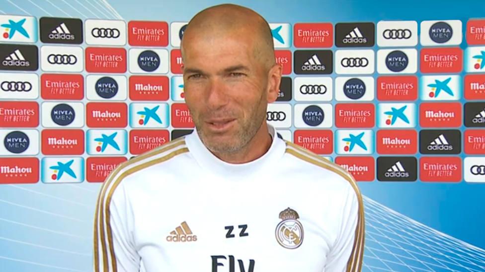 Zidane hace su primer balance tras la vuelta al trabajo (Real Madrid)
