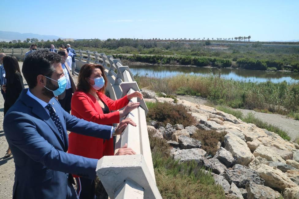 La Junta concluye la restauración ambiental del caude del Río Andarax en Almería