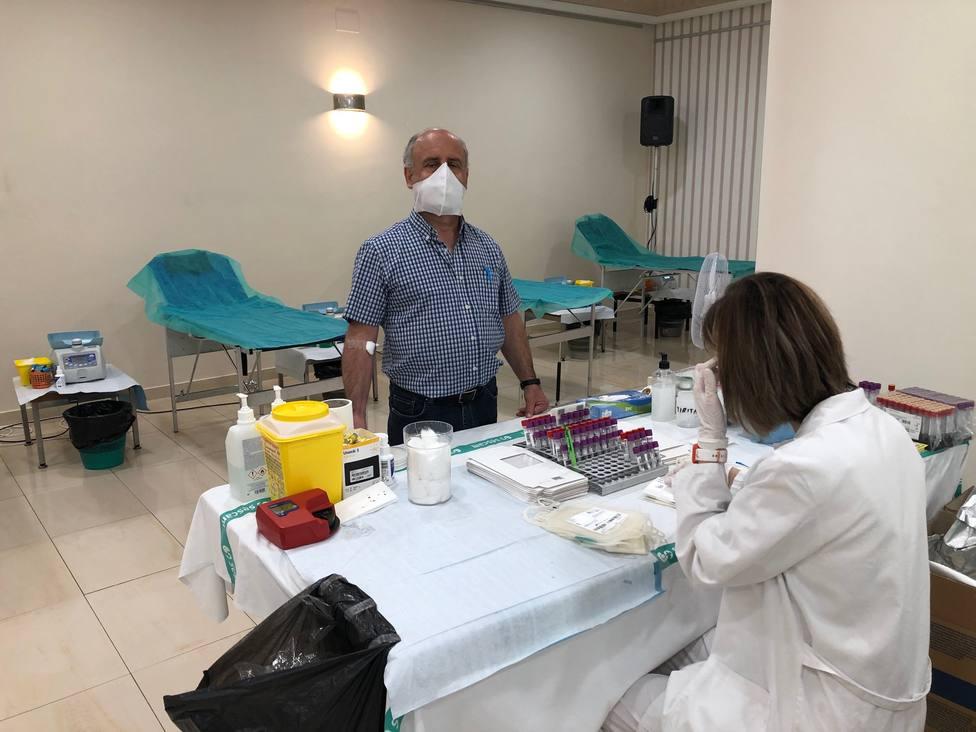 Donante de Sangre en Albacete