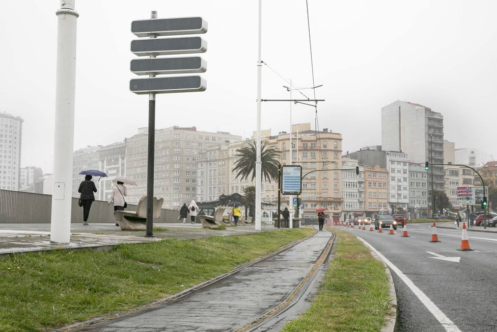 Carril runner A Coruña