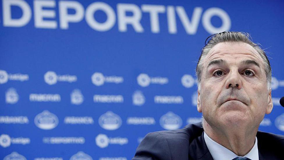 Fernando Vidal, sobre el audio de Bergantiños: Le insistimos en que tenían que presentarse al partido