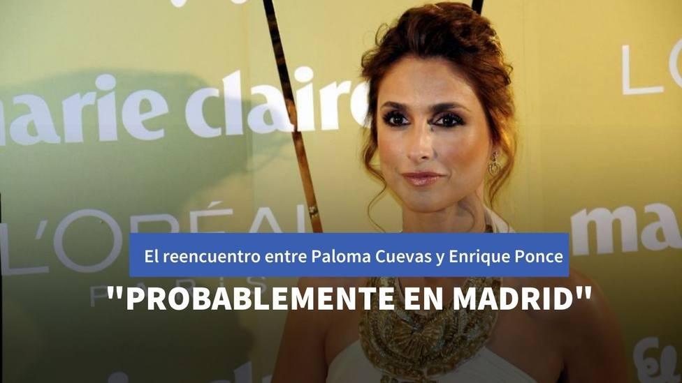 La indignación de Paloma Cuevas sobre la ruptura con Enrique Ponce: Totalmente mentira