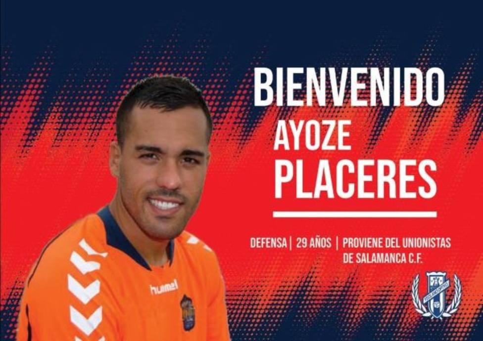 Ayoze Placeres regresa a la región para jugar en el Yeclano