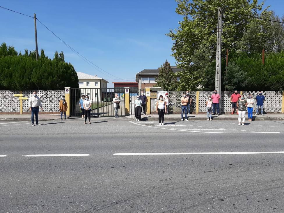 Padres del colegio Veleiro do Campo no llevan a sus niños al colegio y hoy protestarán ante el centro