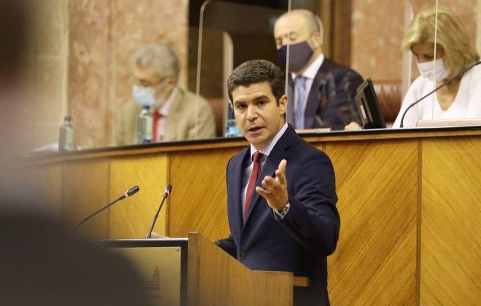 Cs critica enmiendas a la totalidad de la oposición al Presupuesto: Es salir huyendo de la batalla contra la pandemia