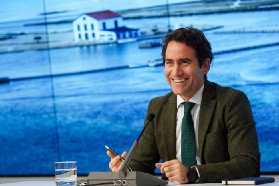 García Egea pide por carta a todos los parlamentarios murcianos que apoyen la enmienda del PP