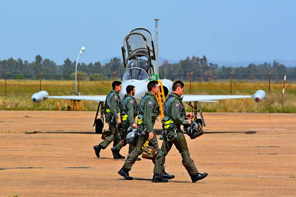 La Base Aérea de Talavera la Real celebrará el martes su relevo de mando