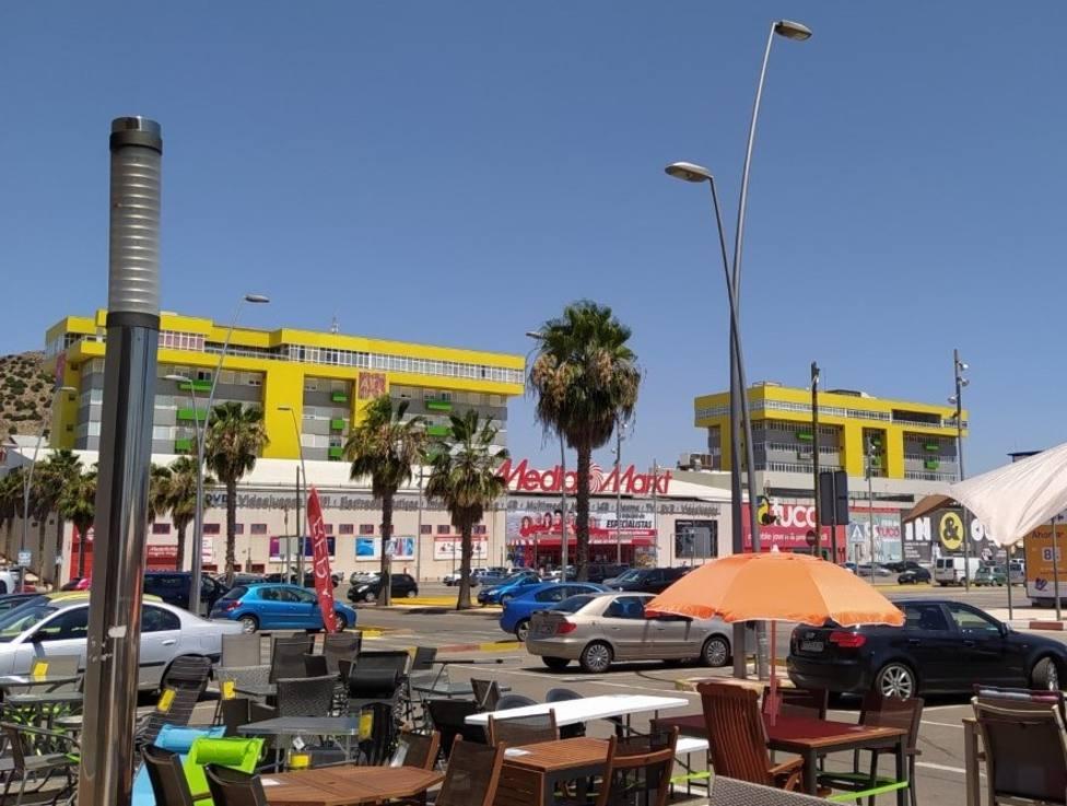 Castejón valora que el Ministerio estudie instalar la Ciudad de la Justicia en el Cabezo Beaza