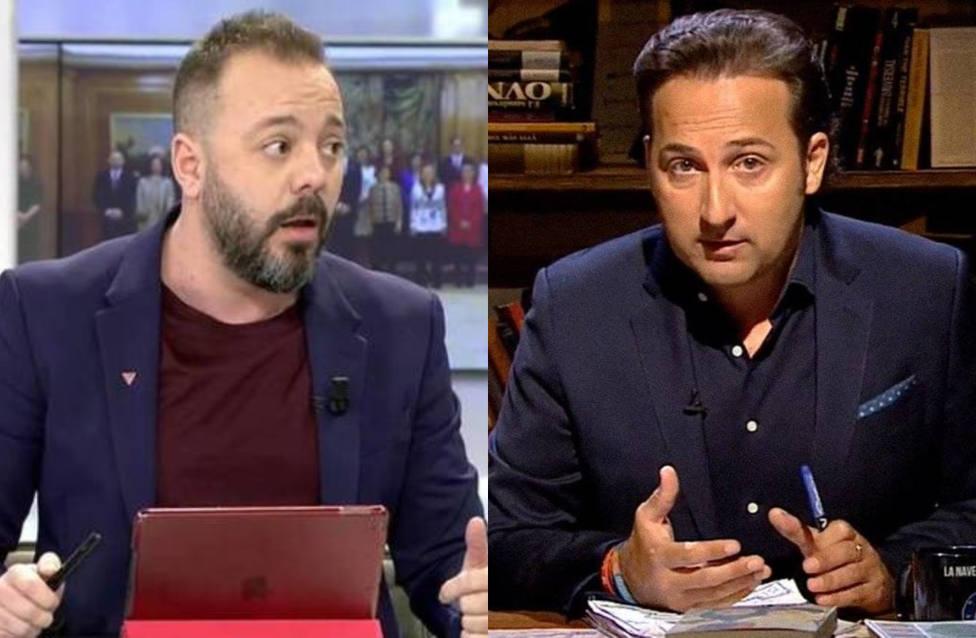 Iker Jiménez se mofa de Antonio Maestre