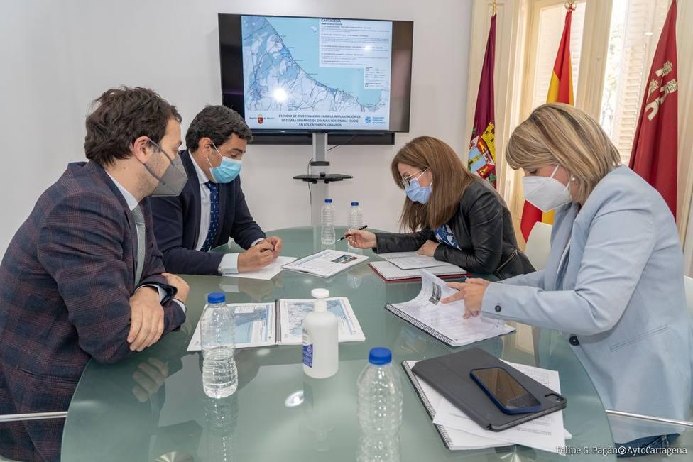 Cartagena implantará nuevas formas de urbanizar para evitar inundaciones