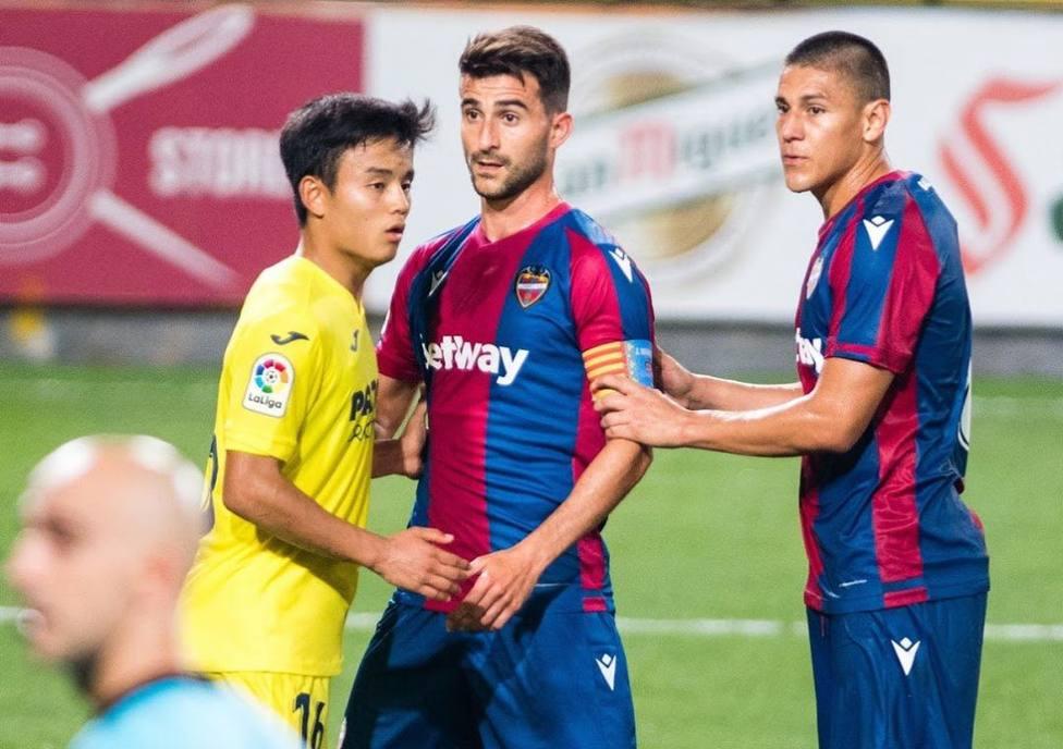 Postigo y Duarte defienden a Kubo del Villarreal CF