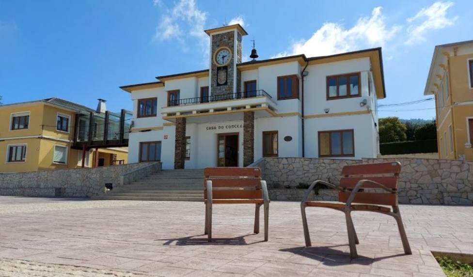 Edificio del Concello de Barreiros