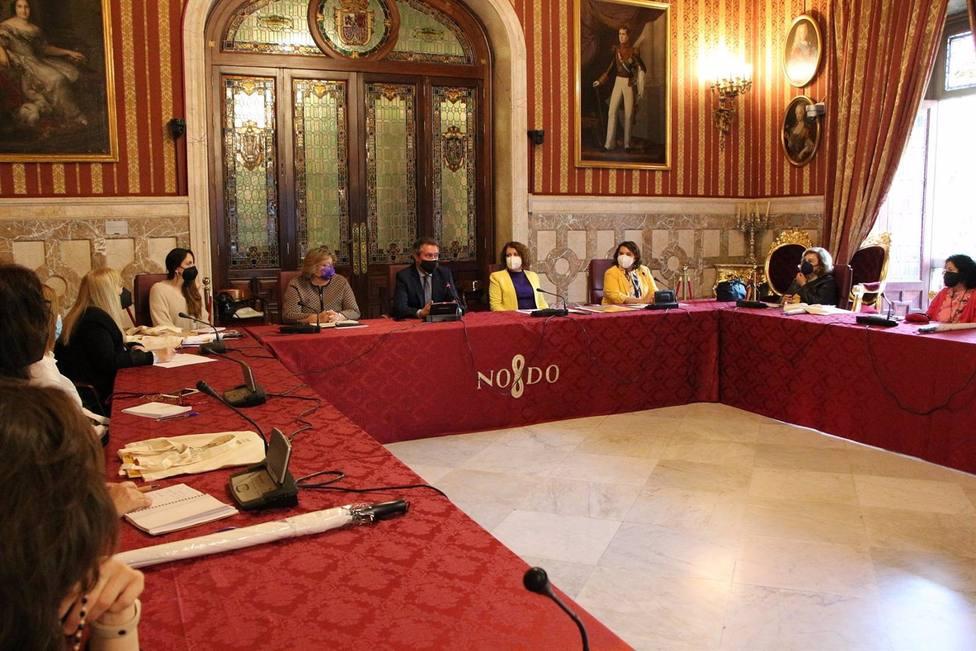 Sevilla.- El Ayuntamiento impulsa la creación de la Casa de las Mujeres con entidades y el movimiento feminista